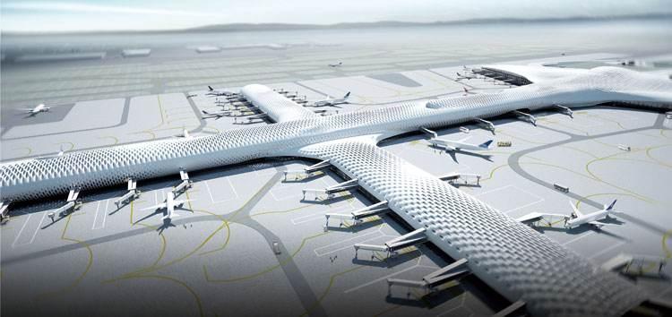 深圳宝安国际机场自动门——国门大气之作